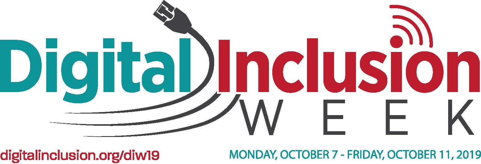 NDIA Digital Inclusion Week logo
